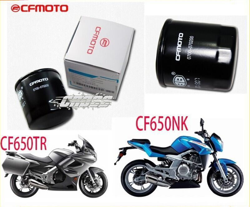 OIL FILTER OF CF650 ENGINE CFMOTO 650NK/TR PARTS ACCESSORIES CFMOTO 650CC street bike motorcycle motorcross