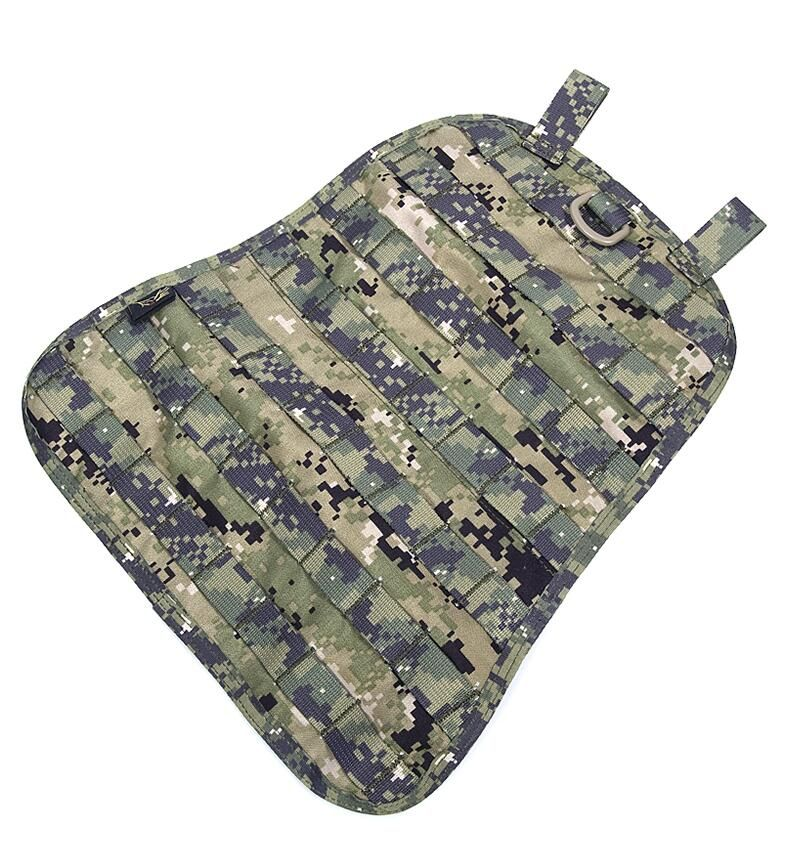 FLYYE MOLLE FAST EDC built modular backpack bag loading plate Backpack Mesh bag BG-A009