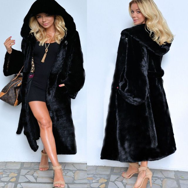 Trade Dress Code With Long Skirt Coat Fur Coat Winter Coat Women Faux Fur Coat Winter Jacket Women Fur