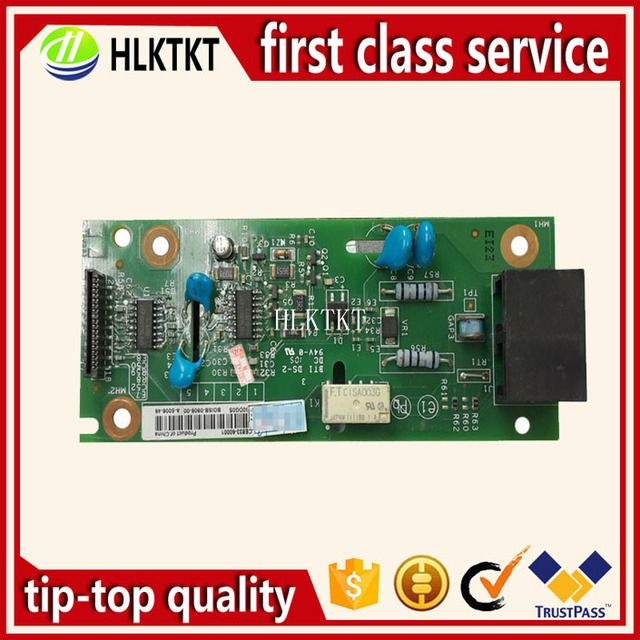 Network Fax Board For HP LaserJet MFP M1212NF M1213NF 1212NF 1213NF M1212 M1213 1212 1213 Fax Modem Board Card