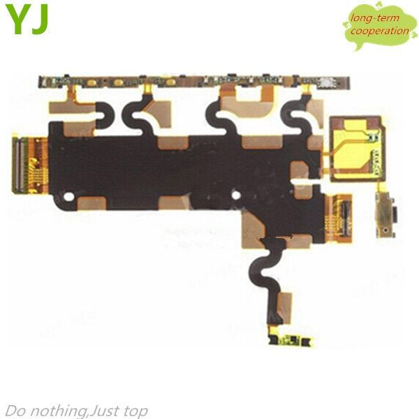 Free shipping For Sony Xperia Z1 L39h C6903 Honami Motherboard Flex Cable Ribbon OEM