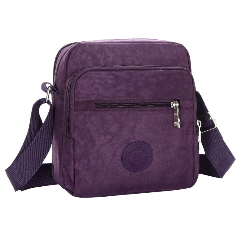 Women Nylon Handbag Brand Monkey J-Bg Pink Original Bag Sac A Main Femme De Marque Shoulder Crossbody Bag Waterproof Bag 3002