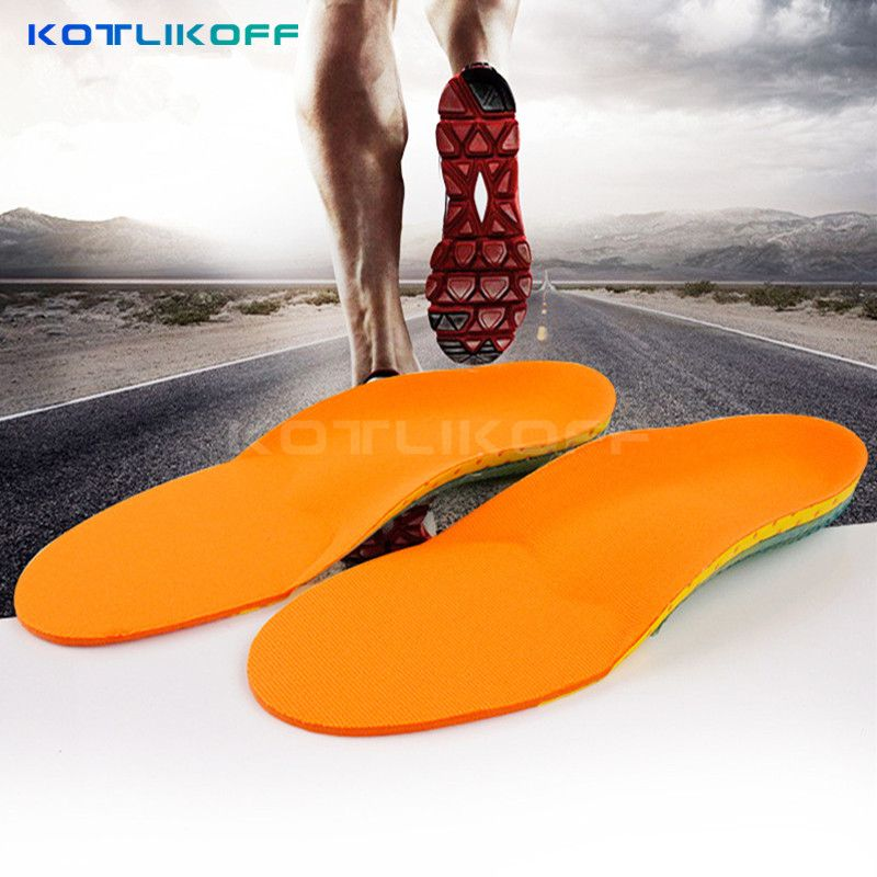 Premium Orthotic Gel High Arch Support Insoles Eva Pad 3D Arch Support Flat Feet For Women/Men Orthotic insole Foot pain