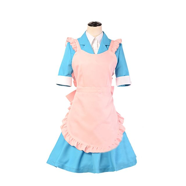 Danganronpa 3: The End of Hope's Peak Academy - Side: Future Yukizome Chisa Cosplay Costume Perfect Custom For You !