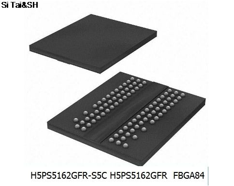 H5PS5162GFR-S5C H5PS5162GFR  FBGA84[1pcs/lot]  integrated circuit