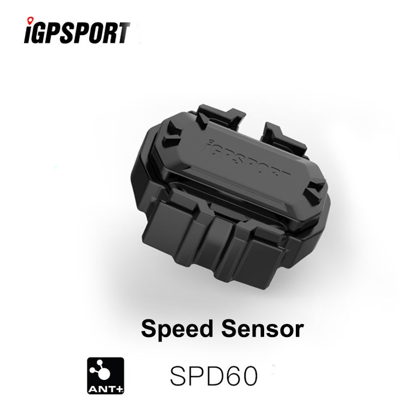 IGPSPORT Speed Sensor SPD60 Ant+Speed Sensor Bluetooth Compatible Edge Bryton Garmin Bicycle Computer Stopwatch Bike Accessories