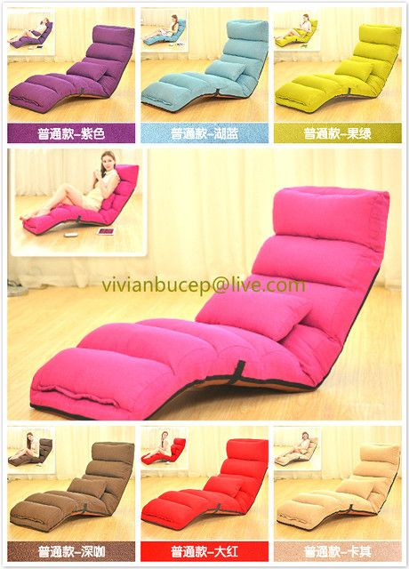 Folding Sofa/ Chair, Lazy Sofa, Sofa bed, (more colors to choose) for home decoration + FREE SHIPPING