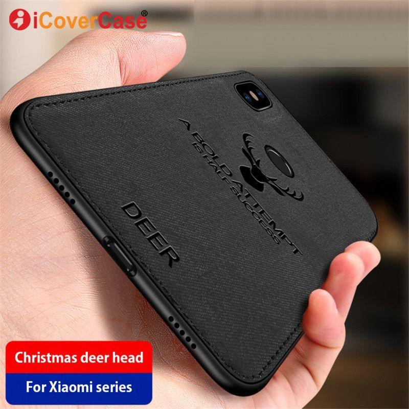 Soft Silicone Case For Xiaomi Redmi Note 5 Pro Christmas Phone Case For Xiaomi Mi a1 a2 6 8 SE max 3 Case Redmi 5 Plus TPU cover