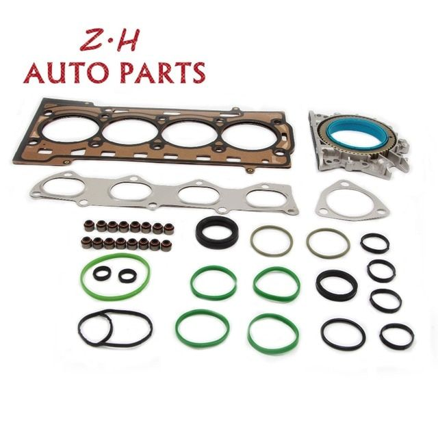 New Engine Cylinder Head Gasket Repair Kit 036 109 675 A For VW Polo Beetle Golf Caddy Bora Audi A2 Skoda Seat 1.4L 036103383AM
