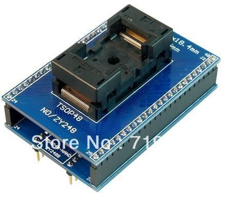 FREE SHIPPING Programmer zy series zy248b nand flash special type