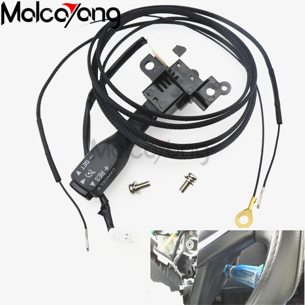 84632-34011 For Toyota Camry Corolla Highlander RAV4 Tundra Lexus Scion Prius Turn Signal Cruise Control Switch 84632-34017