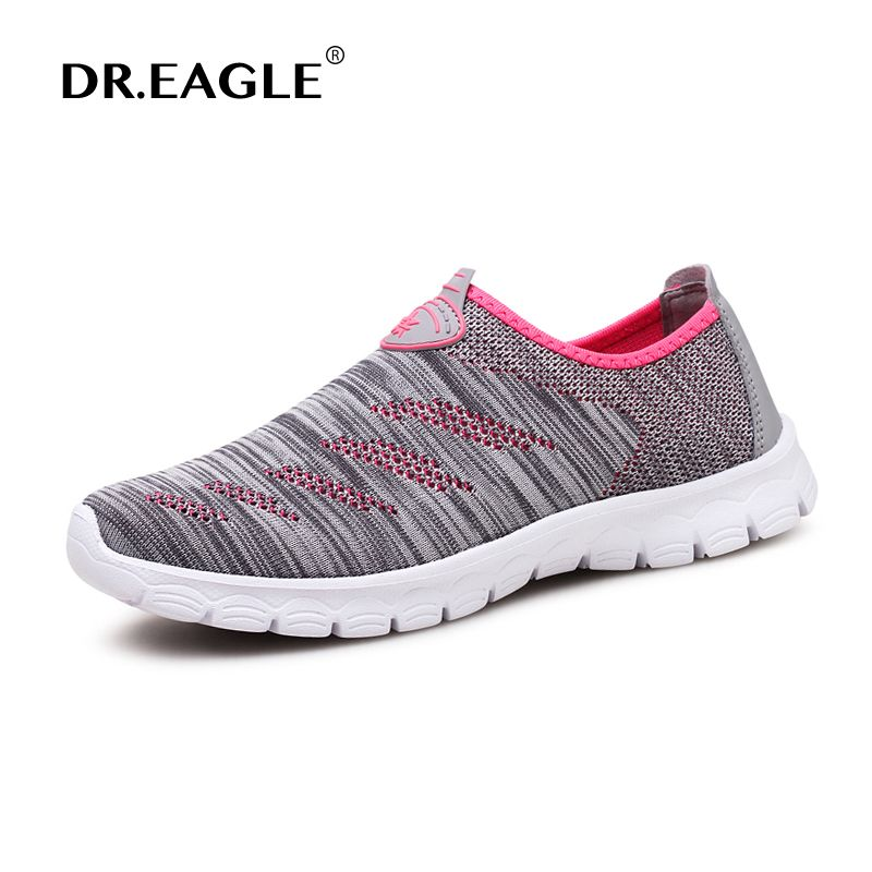 DR.EAGLE Ladies Sport Shoes Woman Sneakers Summer slip-on Rosh Run tn raf simons Athletic Walking Women Running shoes Woman
