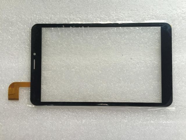 Free shipping  8 inch touch screen,100% New for Digma Plane E8.1 3G PS8081MG touch panel,Tablet PC touch panel digitizer