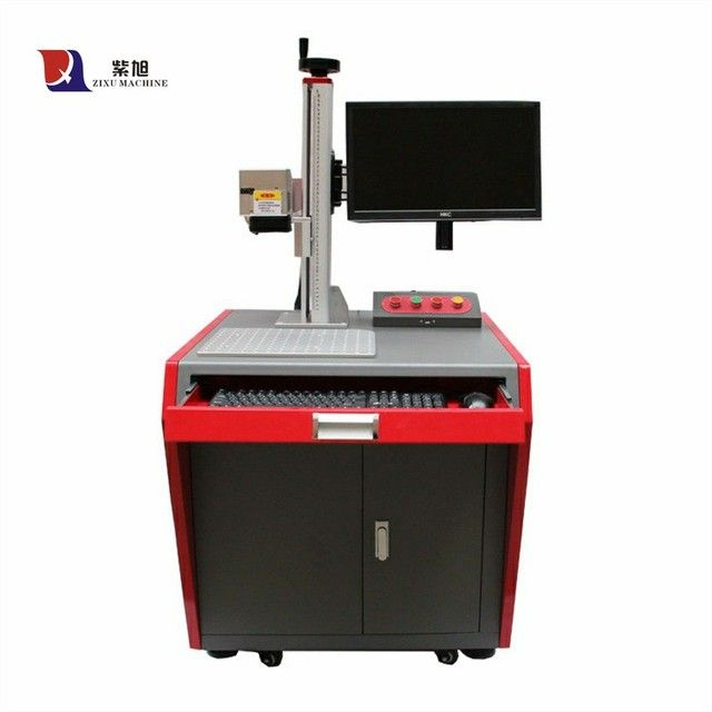 India Agency Price New Nameplate 20W Fiber Laser Marking Machine DIY Laser Engraver Metal Marking Machine for  Lighters