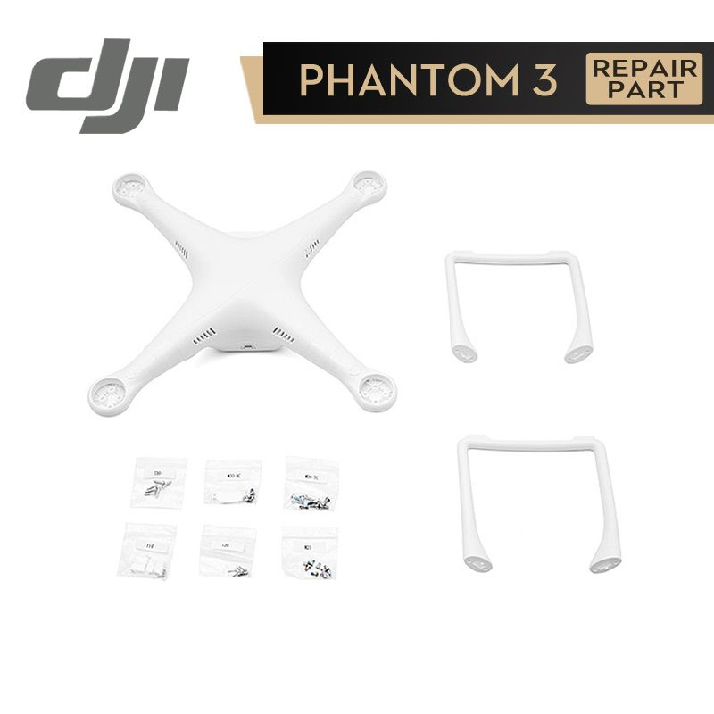 DJI Phantom 3 tandard Shell for Phantom3 Standard Original Parts Accessories