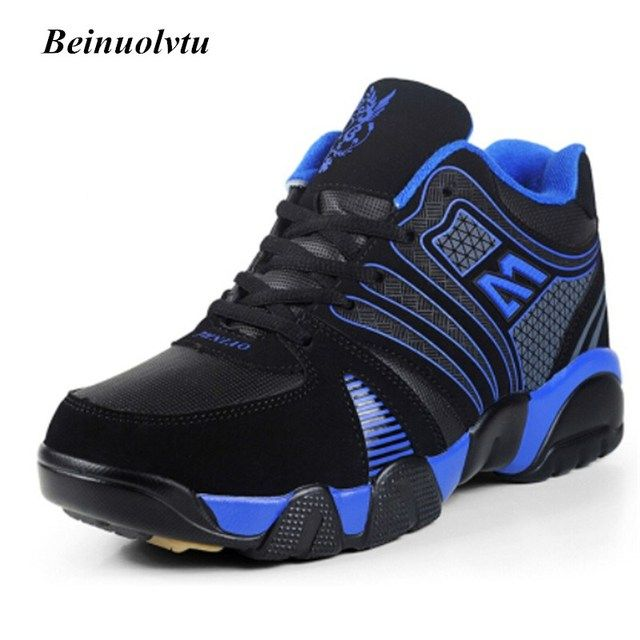 New arrival sport shoes men winter warm sneakers for men leather running shoes plus size warm shoes men