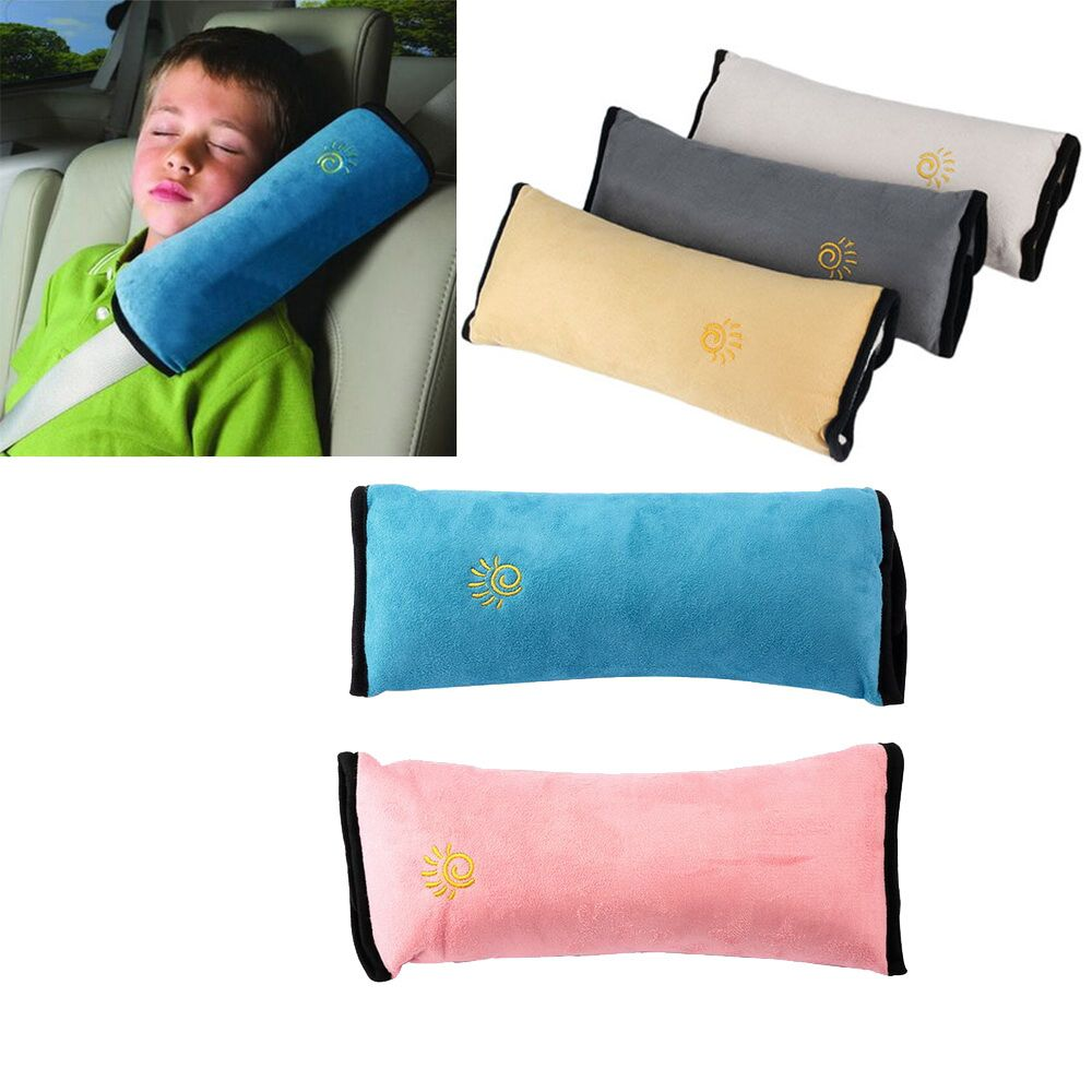 Kid Car Pillow Car Auto Baby Safety Seat Belt Harness Shoulder Pad Cover Children Protection Car Styling Drop Shipping