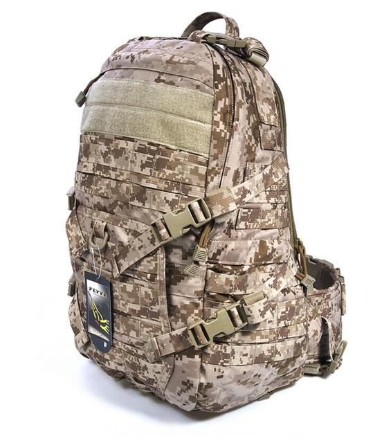FLYYE MOLLE FAST EDC Backpack Military camping combat CORDURA PK-M004