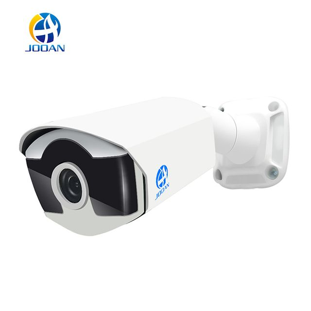 JOOAN Security Camera AHD 1920 x 1080P 2.0MP 323+V30E 4 Array LED Outdoor Surveillance CCTV Night Vision Bullet Cam with IR-Cut