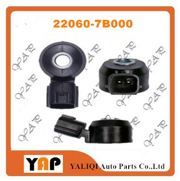 NEW Knock Sensor FIT FORNISSAN Frontier Xterra Villager Quest 3.3L V6 22060-7B000 ELT1749 1999-2005
