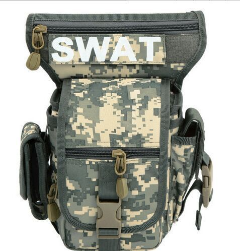Upgrade to strengthen the section and leg bag tactical maneuvering multifunction pockets outdoor riding sports