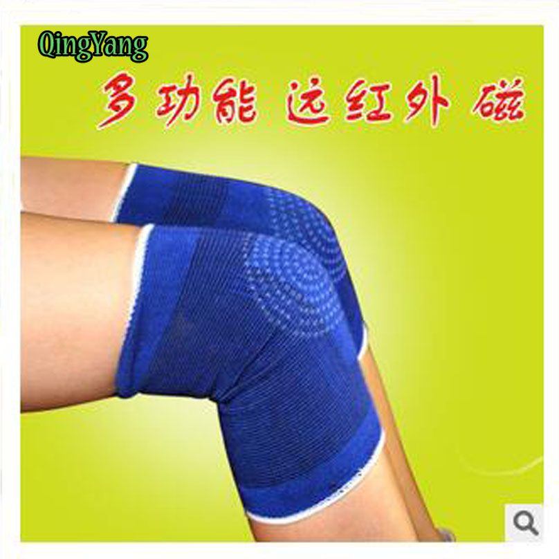 Magnetic Therapy Tourmaline Self-heating. Kneepad Warm Knee Support Belt Bandage Body Massager. Health care Products 1 Pair