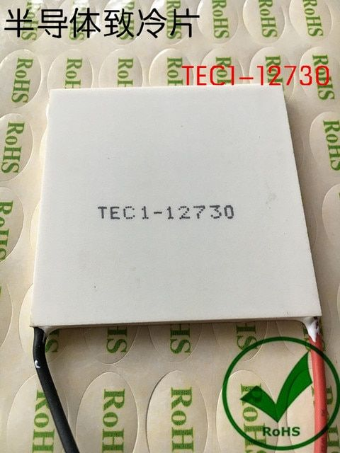TEC1-12730 62*62mm new high-power semiconductor refrigeration refrigeration equipment of large particles