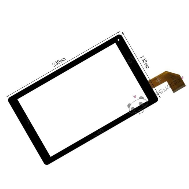 New 8.9 inch Touch Screen Digitizer Glass For Irbis TW36 Ttablet PC Free shipping