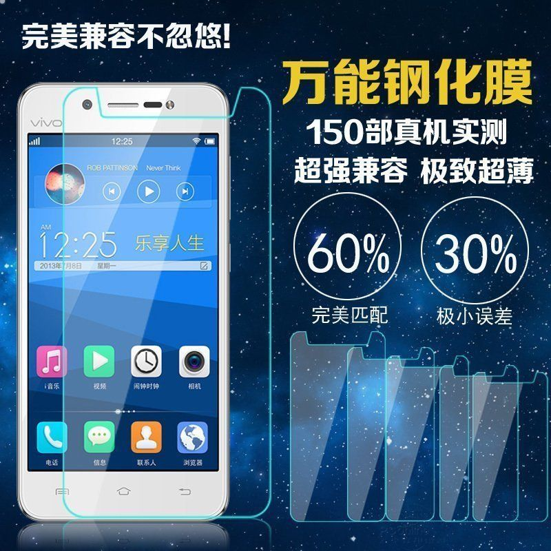5 Pcs/Lot Tempered Glass for BRAVIS 4.5 4.7 5.0 5.3 5.5 Inch Phone 9H 2.5D 0.26mm Screen Protector Film for BRAVIS Mobile