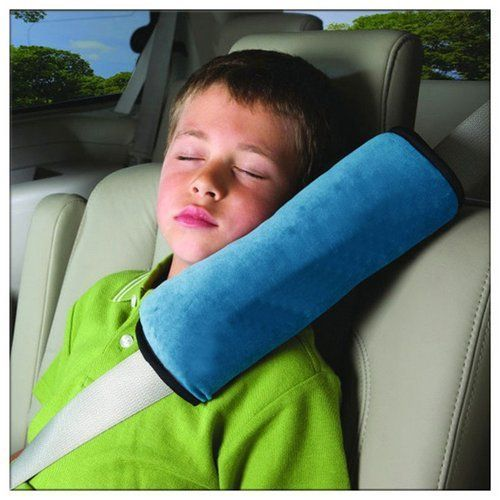 Hot Children Baby Protection car Covers Cushion Auto Safety Belt Harness Shoulder Pad Cover Support car Pillow wholesale price