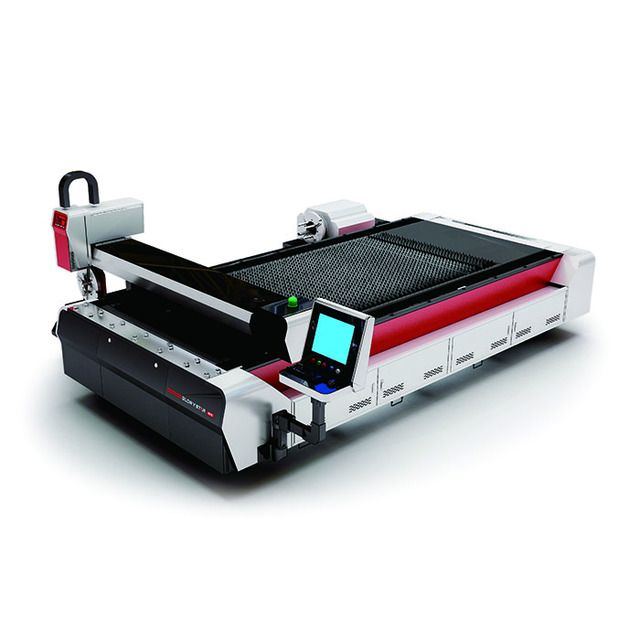 Glorystar 1000w IPG laser source 3000*1500mm fiber laser cutting machine for metal with IPG laser Precitec laser head