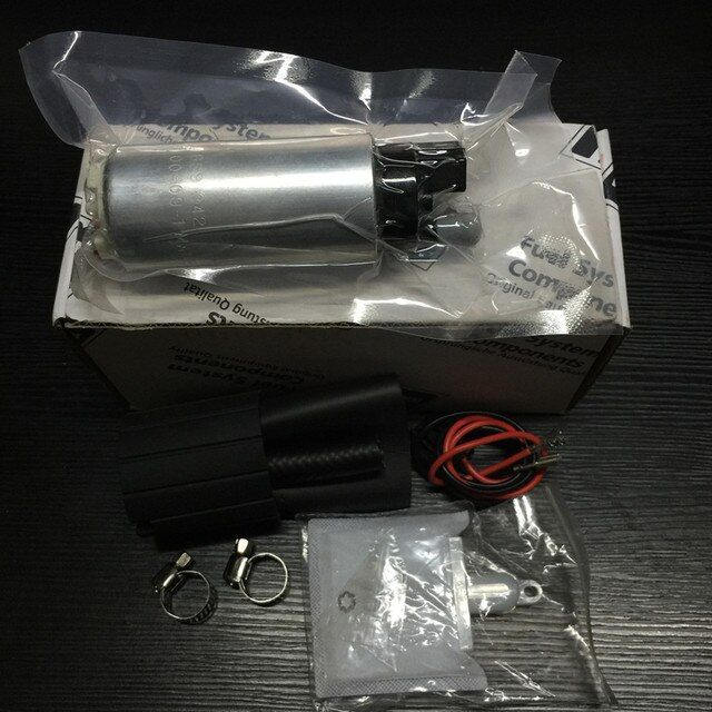 Universal 255lph GSS 342 High performance internal Gss342 fuel pump for japanese car nissan subaru toyota racing tuning