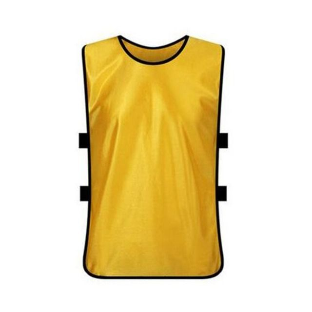 Adults Children Football Training Vest Grouping Soccer Rugby Basketball Sports Pinnies Outwear