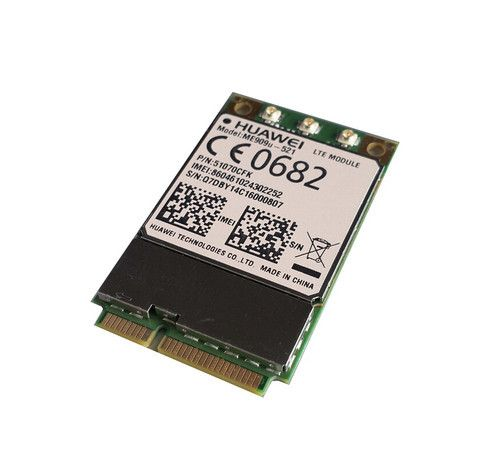 Free shipping Brand Huawei ME909U-521 4 g LTE FDD MINI PCI-E wireless wifi wwan Communication Module