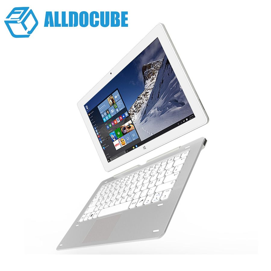 Original Cube iwork1X Windows10+Android 5.1 Tablet PC 11.6'' IPS 1920x1080 Intel Atom X5-Z8350 Quad Core 4GB/64GB Bluetooth HDMI
