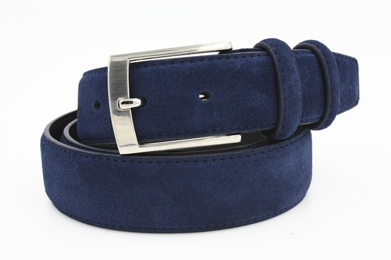 New Style Fashion Brand Welour Genuine Leather Belt For Jeans Leather Belt Men Mens Belts Luxury Suede Belt Straps