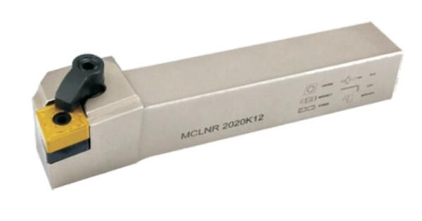 High Quality External Turning Tool  MCLNR1616H12 for CNMG Series Insert