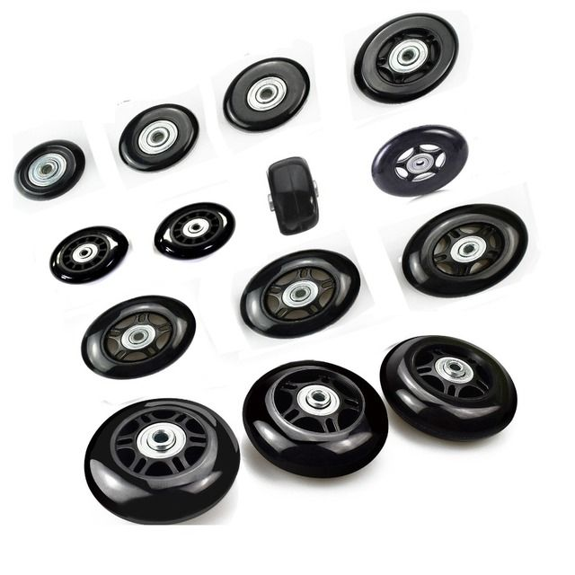 4 PCS Replacement suitcase luggage wheels For Spinner wheels