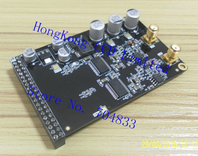 high Speed 12-bit dual-channel AD module Industrial for FPGA development board AD9226