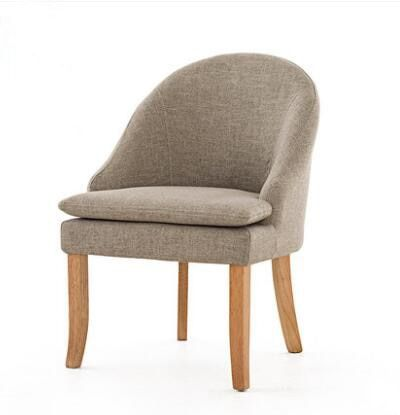 YINGYI New Design Modern Wood Dining Chair With Arms Good Quality