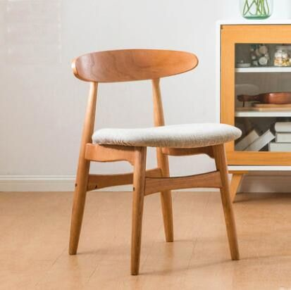 YINGYI Hot Selling Modern Wood Dining Chair Without Arms Good Quality