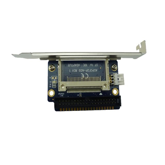 1pcs Adapter Converter Compact Flash CF to 3.5 male 40 Pin IDE Bootable Card New ADP00208