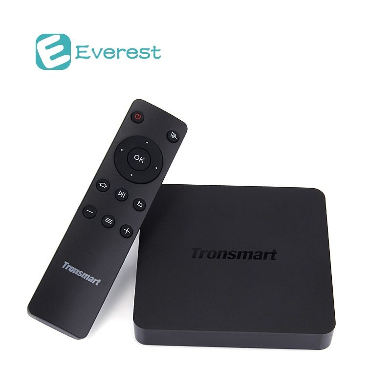 Tronsmart Vega S95 Telos Android Mini PC Amlogic S905 Quad Core 2G/16G 802.11ac 2.4G/5GHz Dual WiFi H.265 4K2K Bluetooth TV Box