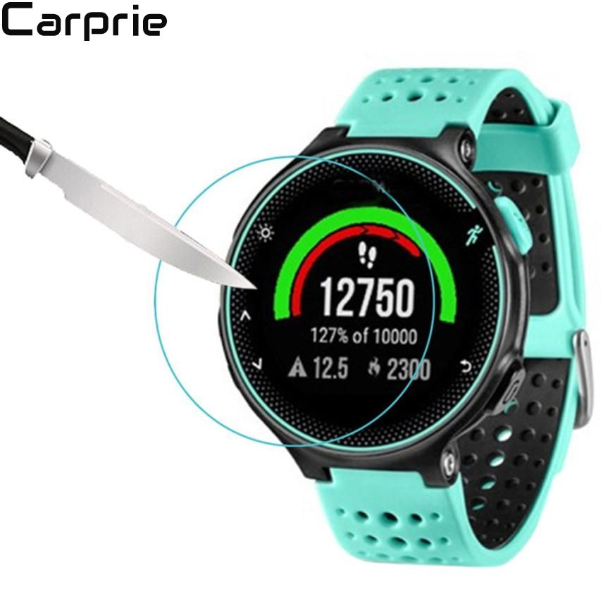 Best Price ! hot Explosion-Proof Tempered Glass Film Back Protector for Garmin Forerunner 235 225 Smart Watch top quality 2apr26