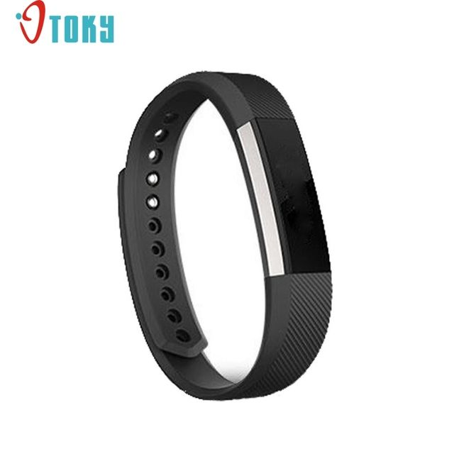 OTOKY Hot Unique Silicone Watch Replacement Classic Band Strap For Fitbit Alta Bracelet strap relogio watchband Drop ship F49