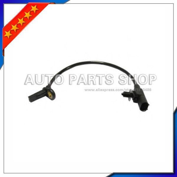 Rear Left Right ABS Wheel Speed Sensor for 2006-2008 Mercedes-Benz ML320 ML350 ML63AMG R320 R350 GL320 GL450 1645400717