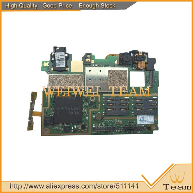 Original Work Well Used Mainboard For Lenovo K910 Motherboard Mainboard  Main Board