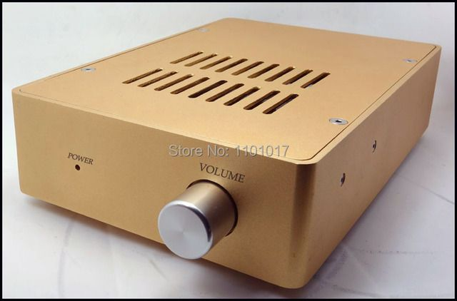 Weiliang Breeze audio Music Box A1 pure power amplifier HIFI EXQUIS Reference to HDAM transistor amp BOXMA1