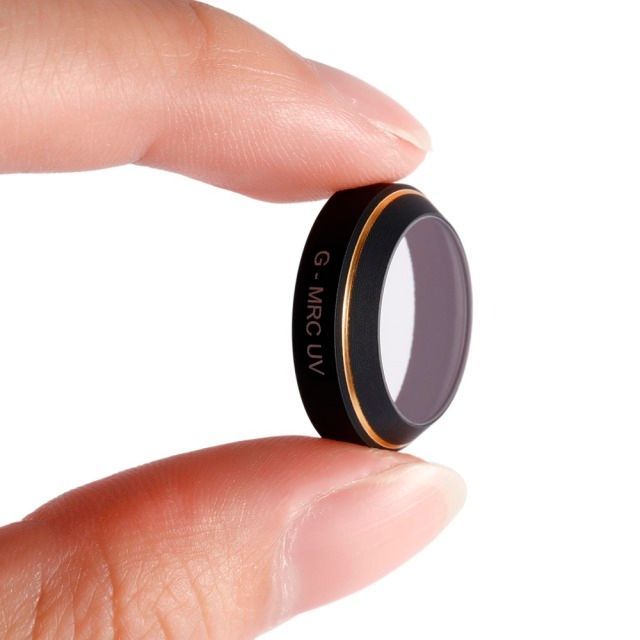 Portable Ultra-Thin PGYTECH Lens Filters for DJI MAVIC Pro Drone G-MRC-UV CPL HD