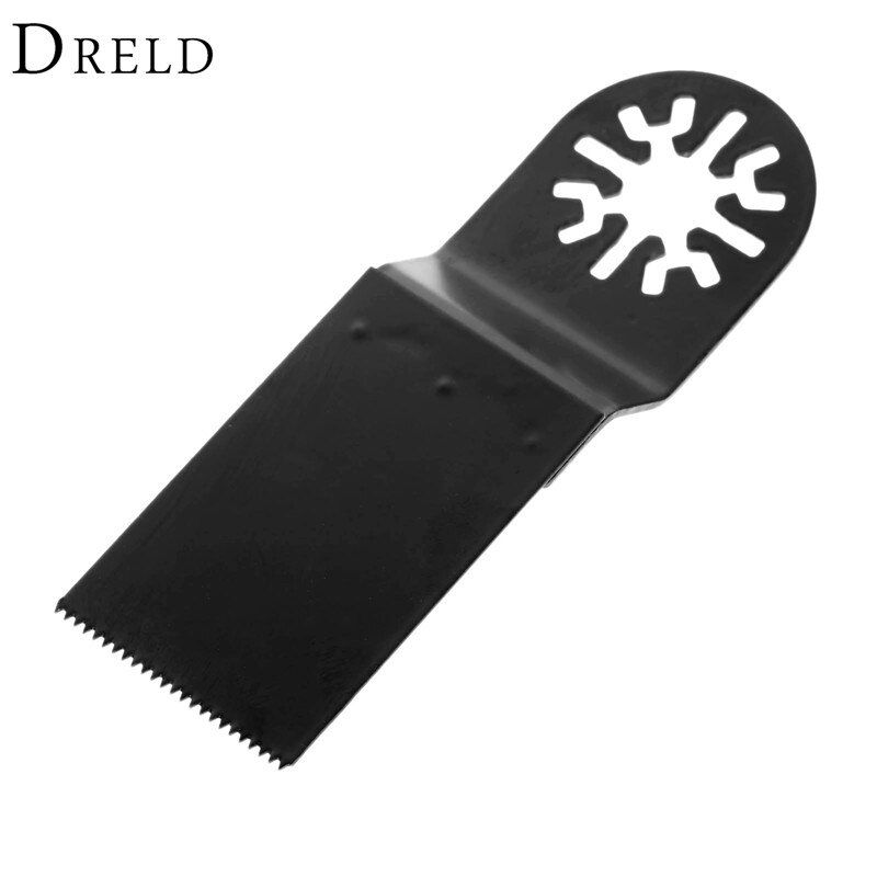 1Pc 32mm Saw Blade HCS Oscillating Multi Tools for Metal Wood Cutting Woodworking for Renovator Fein Dremel Bosch Power Tools